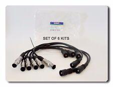 SPWS805-107 Spark Plug Wire Set Fits:Audi 90 100 A4 A6 Cabriolet  V6 2.8L
