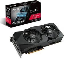 ASUS DUAL-RX5700-O8G-EVO - Grafikkarte - Radeon RX 5700