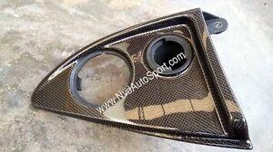 Porsche 911 - 991 turbo S Carbon Fiber Cup Oil Inlet