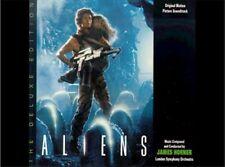 Aliens The Deluxe Edition Soundtrack CD James Horner 19CDA24