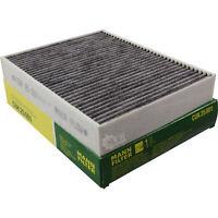 Original MANN-FILTER Aktivkohlefilter Pollenfilter Innenraumfilter CUK 25 001