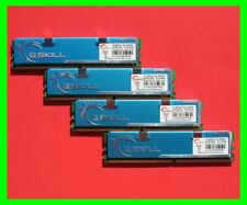 G.SKILL 8GB DDR2 1066 (4 x 2GB) PC2 8500 Dual Channel 240-Pin*F2-8500CL5D-4GBPK*