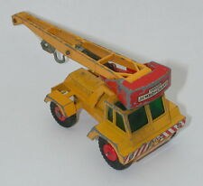 Matchbox Lesney King Size No. 14 Taylor Jumbo Crane R9372