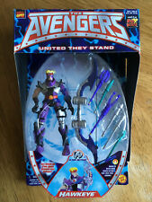 Avengers United They Stand Hawkeye Action Figure - Marvel Comics Toy Biz