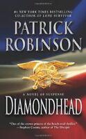 Diamondhead By Patrick Robinson. 9781593155780