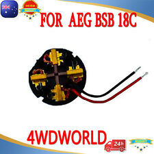 Carbon Brushes For AEG BSB18 BSB18B BS18CLI-202C BSS18C12Z-0 Drill AU