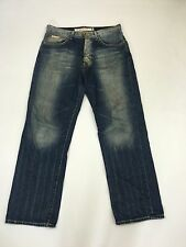 Men's Ben Sherman 'Loose' Jeans - W32 L30 - Faded Navy - Great Condition