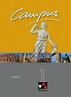 Campus - Ausgabe C. Gesamtkurs Latein in drei Bän... | Buch | Zustand akzeptabel
