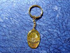 Los Angeles Police 1973 Detective Key Fob Key Chain