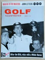 Ryder Cup Golf 1961 photo on cover of Golf Illustrated 1965