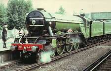 "London & North Eastern Ry 4-6-2, ""The Flying Scotsman"" - Railroad Train Postcard"