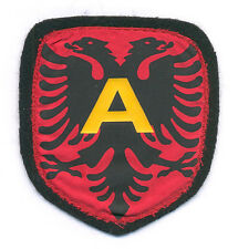 KOSOVO - SERBIA - ALBANIAN LIBERATION ARMY - UCK   Extremely Rare patch
