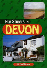 Pub Strolls in Devon, Bennie, Michael, New Book