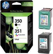ORIGINAL TINTE PATRONEN HP 350+351 für J5730 J5780 J5785 J6410 J6424 J6480 C5580