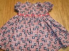 American Girl doll clothes patriotic print cotton dress