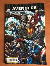 ULTIMATE COMICS AVENGERS nr 12  MARVEL  PANINI
