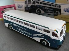 1/50 Corgi Yello Coach 743 WAC The Army Bus USA 98472