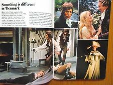 NOV. 1970 Guide (CIARAN MADDEN/CHRISTOPHER  GEORGE/THE  IMMORTAL/LILY  TOMLIN)