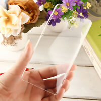 Crystal Clear Transparent PC Hard Case Skin Cover for Xiaomi
