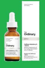 The Ordinary Caffeine Solution 5% + EGCG - 30ml (New In Box)