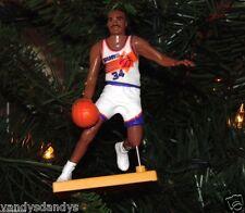 charles BARKLEY phoenix SUNS basketball NBA xmas TREE ornament HOLIDAY jersey