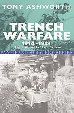 """""""NEW"""" Trench Warfare 1914-1918: The Live and Let Live System (Pan Grand Strategy"""