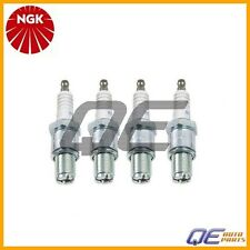 Set of 4 Spark Plugs NGK Laser Iridium RE7CL / 6700 For Mazda RX 8 1.3 2004-2011
