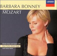 Barbara Bonney Sings Mozart ~ NEW CD (Nov-1998, London (USA))