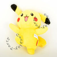 "Pokemon Pikachu 10.5"" Collectible Figures Soft Cute Doll Plush Toy Kid Gift"