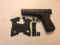 HANDLEITGRIPS Textured Rubber Gun Grip Tape Wrap for Glock 17 Gen 1