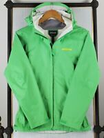 PATAGONIA Womens Size XS Torrentshell H2NO 2.5L Nylon Light Green Coat Jacket