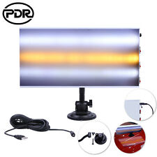 US USB Aluminum Alloy LED Light Board PDR Tools Paintless Dent Repair Removal