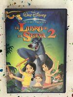 Il Libro Della Giungla 2 DVD Walt Disney Spagnolo Inglese