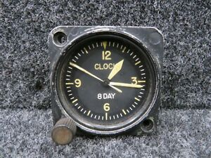 35-380004-1 Beechcraft 8 Day Clock