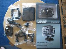 @@@ Webcam: HD-Action-Cam DV-1212 V2 - mit Zubehörpaket -  IP68, bis 30 m @@@