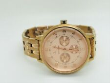 Armani Exchange AX5374 Rose Gold Crystal Indexes Ladies Watch (48A)
