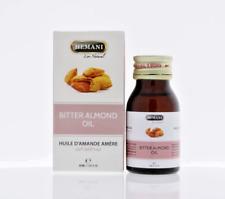 HEMANI BITTER ALMOND Oil 30ml Natural 100% زيت اللوز المر - BUY 2 GET 1 FREE