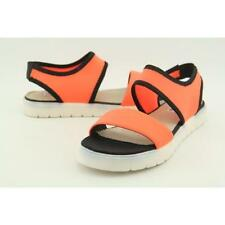 Sandali e scarpe arancione Steve Madden per il mare da donna