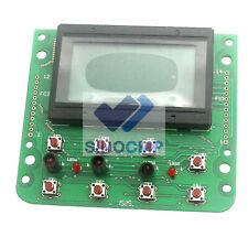SK135 Monitor LCD Screen For Kobelco Excavator Parts