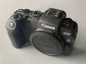 Canon EOS RP 26,2MP Spiegellose Systemkamera - Schwarz (Nur Gehäuse)