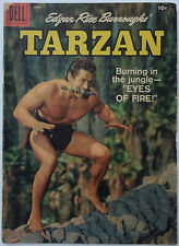 Tarzan #105 (Jun 1958, Dell), VG condition