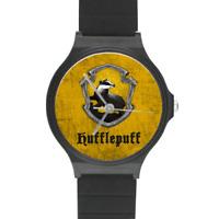 Hufflepuff House Childrens Soft Plastic Wrist Watch Watch Harry Potter Fans