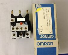 x1 OMRON J7TK-D-24 Motor Overload Relay 16-24A