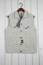 Lee Cotton Waistcoats for Men