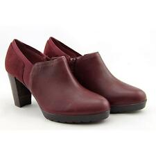 Leather Ankle Boots Narrow (AA, N) Shoes for Women