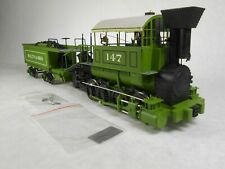 O-Scale, 2-Rail Winans' Camel 0-8-0, B & O #147–Brass–Smr/Factor y Direct Trains