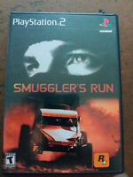 Smuggler's Run (Sony PlayStation 2, 2002) - PS2