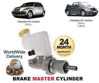 FOR CHRYSLER PT CRUISER 2000-2005 BRAKE MASTER CYLINDER ABS VEHICLE 5015160AA