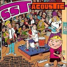 Various Artists - SST Acoustic - Minutemen Angst Dinosaur Jr Husker Du NEW