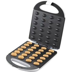 Russian Oreshki Oreshnitsa Nuts Electric Mold Maker Cookie Baker 24 pcs Орешница